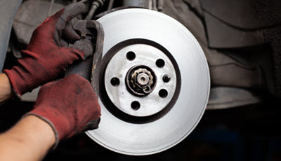 Car Brake Pads Replacement