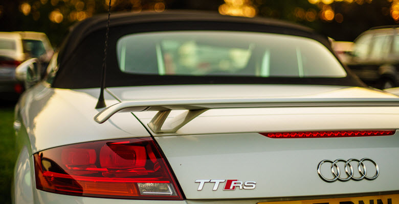 Audi TT RS Tail Light