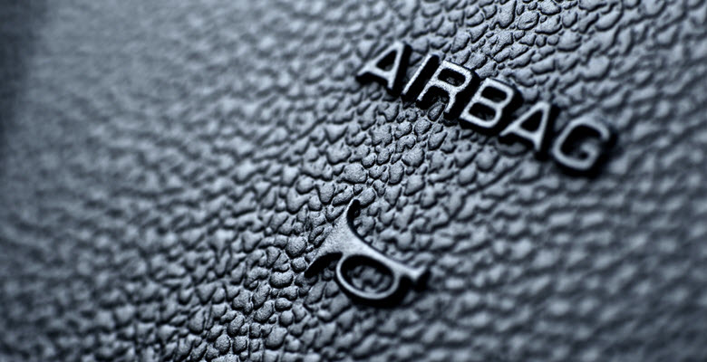 Land Rover Airbag