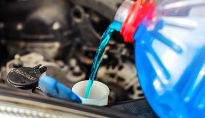 Adding Coolant in BMW