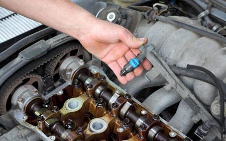 MINI Fuel Injector Servicing