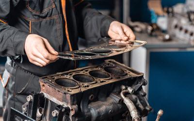 Jaguar Head Gasket Fault Check