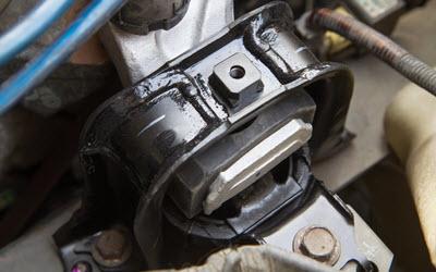 MINI Engine Mount Check