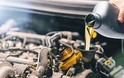 BMW Engine Oil Change