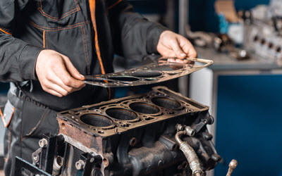 MINI Head Gasket Replacement